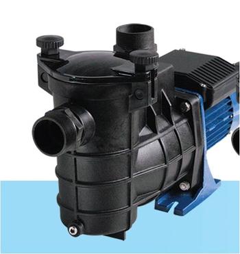 משאבת מים חיצונית לסנני לחץ לבריכות קוי גדולות
