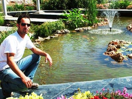 שידרוג בריכת כלור לבריכה ביולוגית במשרד החוץ