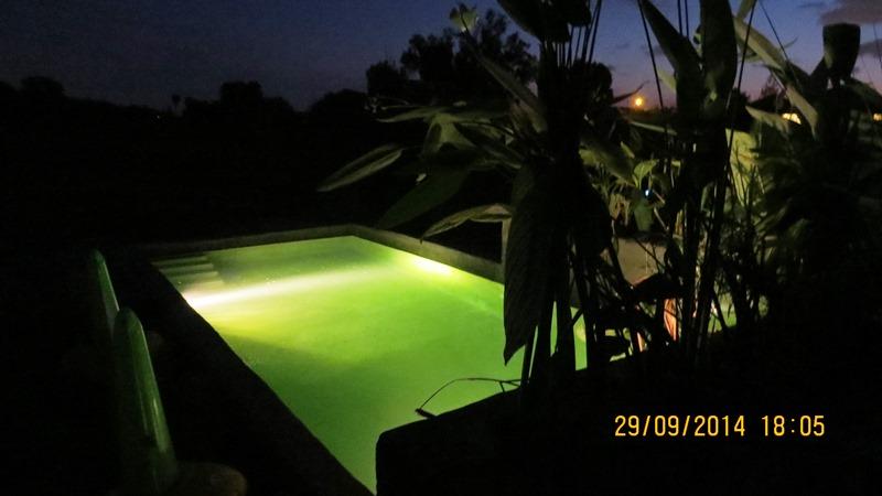 בריכת שחייה אקולוגית בישוב בית גמליאל