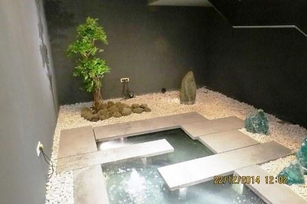 מיקום אבני הזכוכית והסלע